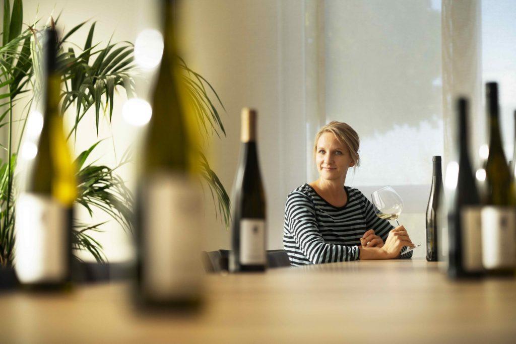 Eva Fricke vin