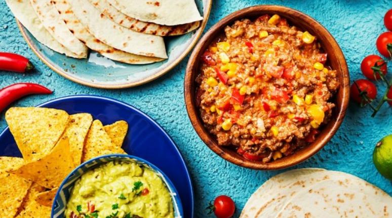 Lær å lage Mexicansk mat p åBølgen & Moi