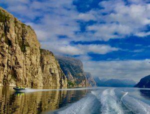 Dere bestemmer selv hvor RIB-turen går. Til Lysefjorden, Kvitsøy eller innaskjærs i Stavangers skjærgård?