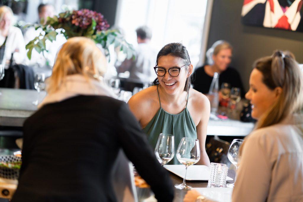 God mat og varm atmosfære i vår nye restaurant i Bygdøy Allé.